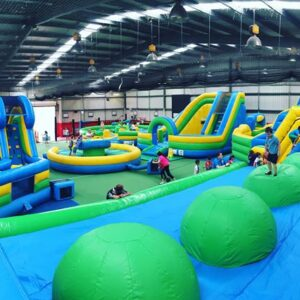 Inflatable World - 430 - a